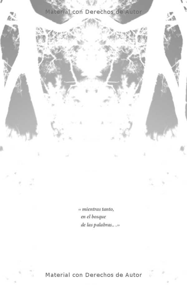 Interior del eBook: Palabras Arbóreas de Gerardo Citroni 10
