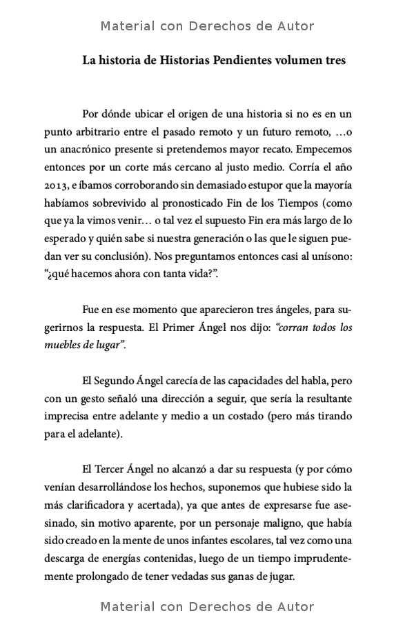 Interior del eBook: Palabras Arbóreas de Gerardo Citroni 11