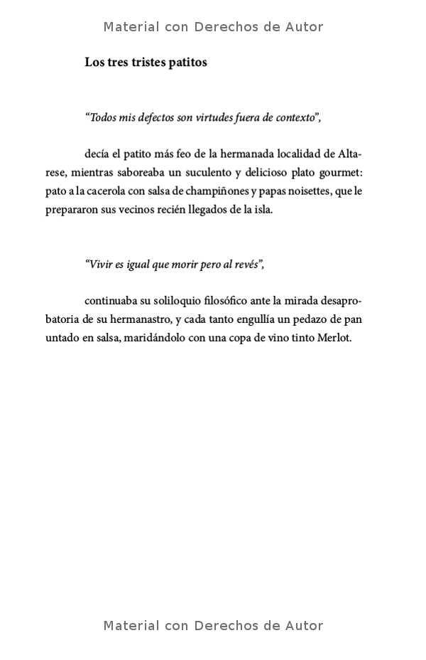 Interior del eBook: Palabras Arbóreas de Gerardo Citroni 13