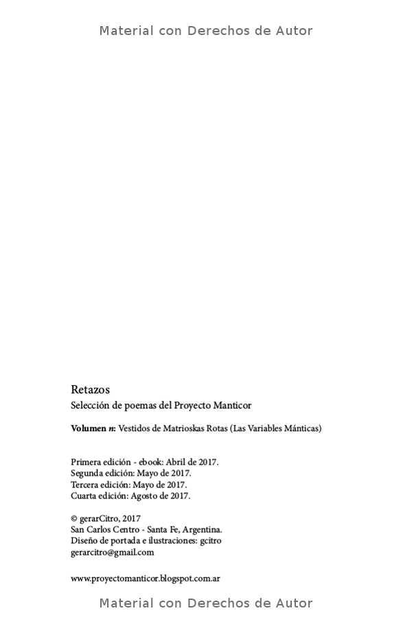 Interior del eBook: Retazos de Gerardo Citroni 02