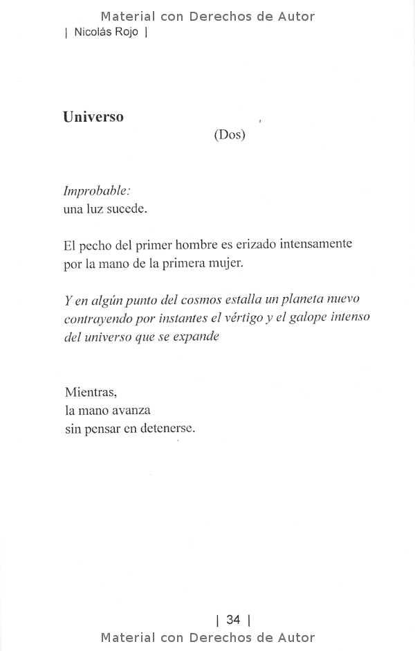 Interior del Libro: ¿Acaso la poesía es ese viento que no cesa? de Nicolás Rojo 05