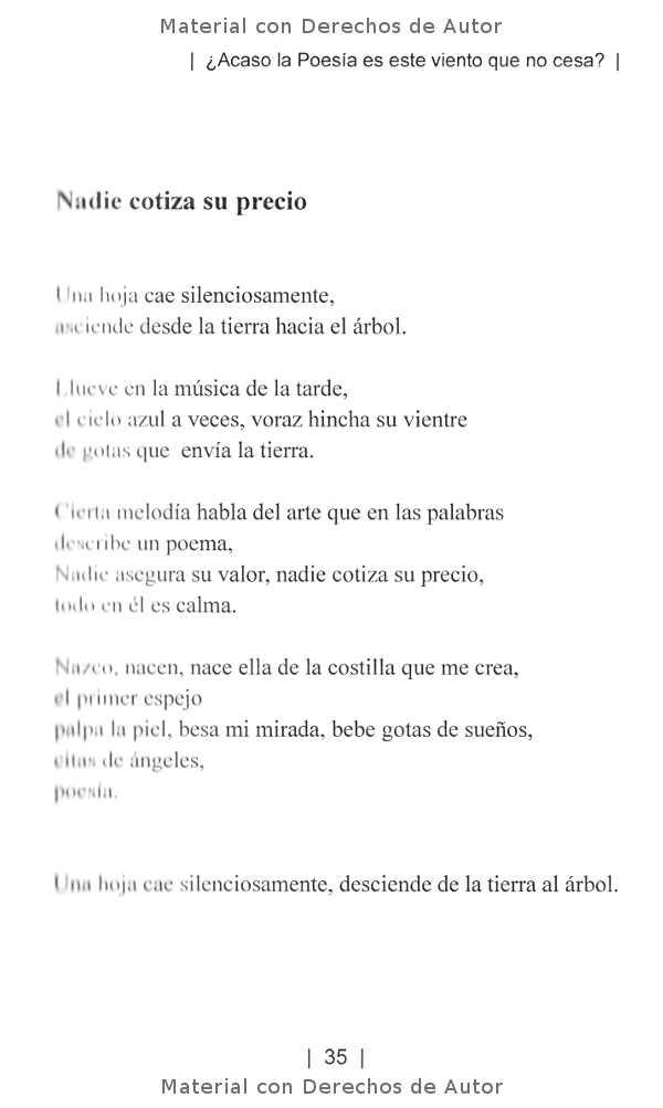 Interior del Libro: ¿Acaso la poesía es ese viento que no cesa? de Nicolás Rojo 06