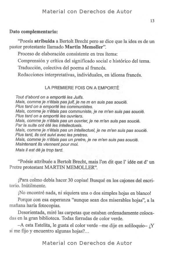Interior del Libro: Antes y Después del Guernica de Beatriz Paganini 06