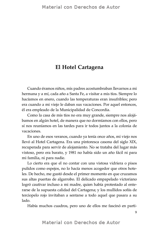 Interior del Libro: Auras del Cartagena de Esteban Balza 05