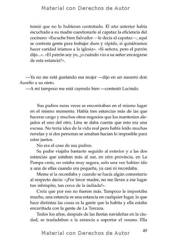 Interior del libro: El último viernes de Nelvis Ghelfi 08