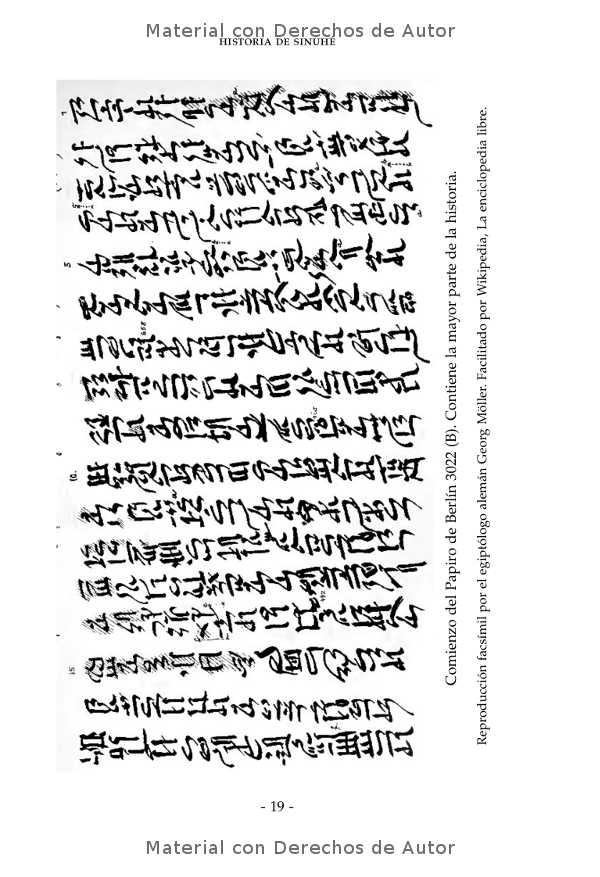 Interior del libro: Historia de Sinuhé 04