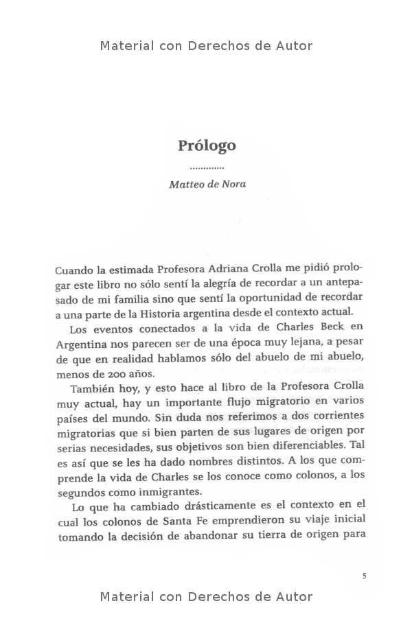 Interior del Libro: La República Argentina de Charles Beck-Bernard 03