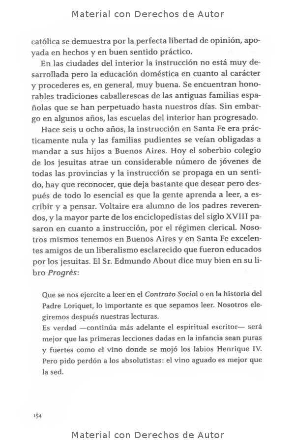 Interior del Libro: La República Argentina de Charles Beck-Bernard 08