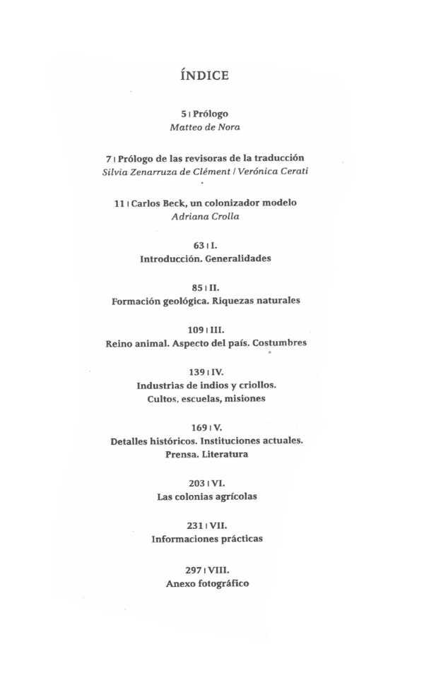 Interior del Libro: La República Argentina de Charles Beck-Bernard 12