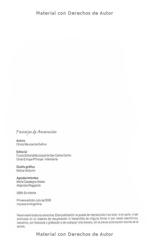 Interior del Libro: Paisajes de Ausnecias de Oli Gullino 02
