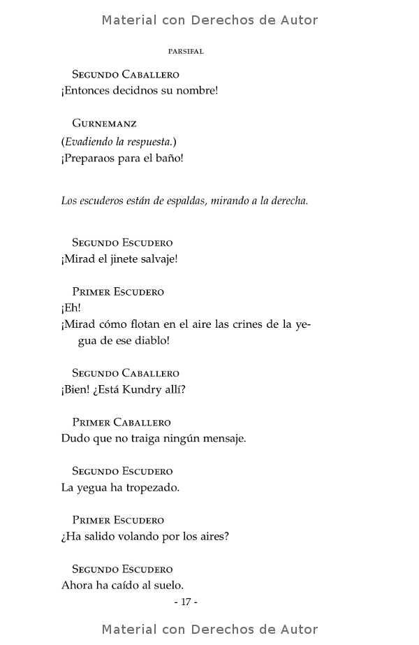 Interior del libro: Parsifal de Richard Wagner 06