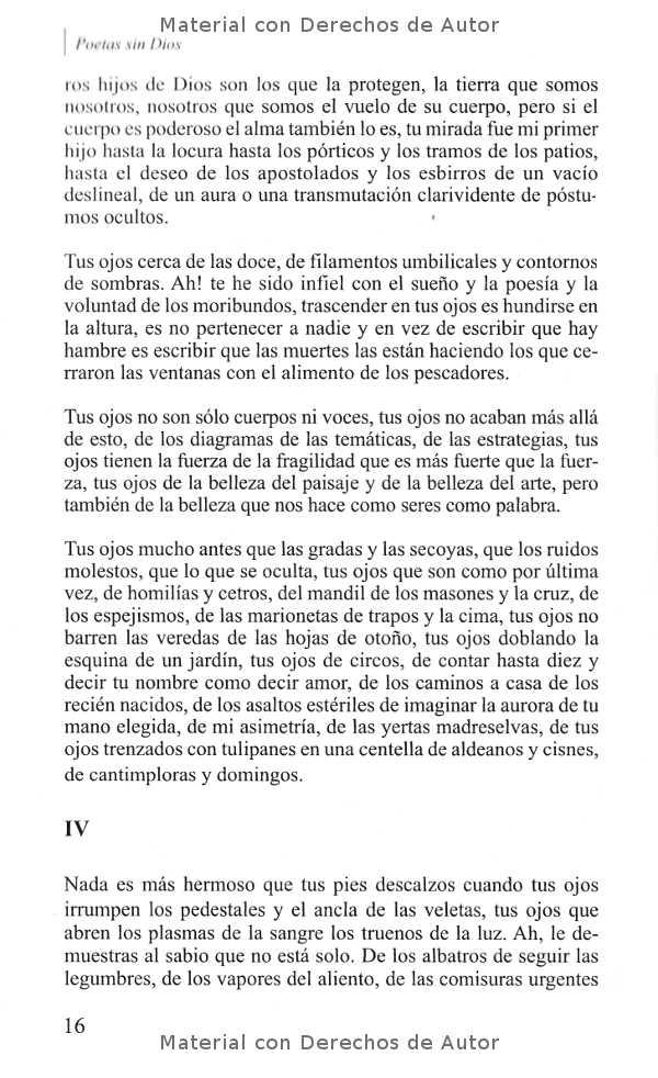 Interior del Libro: Poetas sin Dios de Rubén Marsili 03