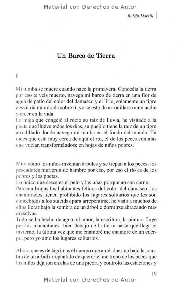 Interior del Libro: Poetas sin Dios de Rubén Marsili 06