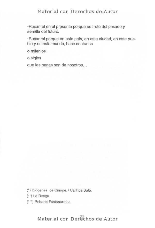 Interior del Libro: Rocanrol de Darío Martínez 04