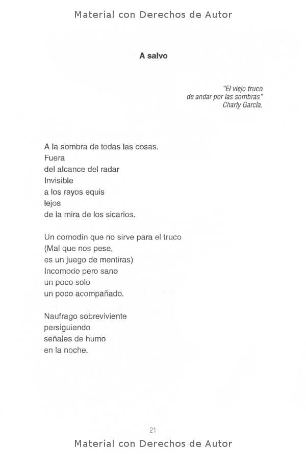 Interior del Libro: Rocanrol de Darío Martínez 05