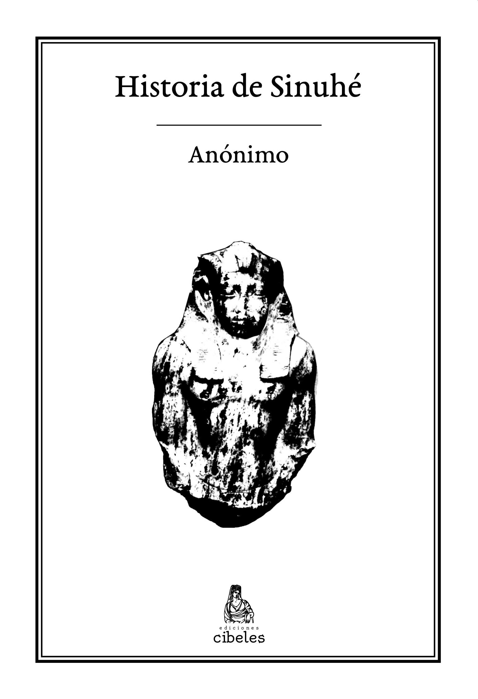 Tapa del libro: Historia de Sinuhé