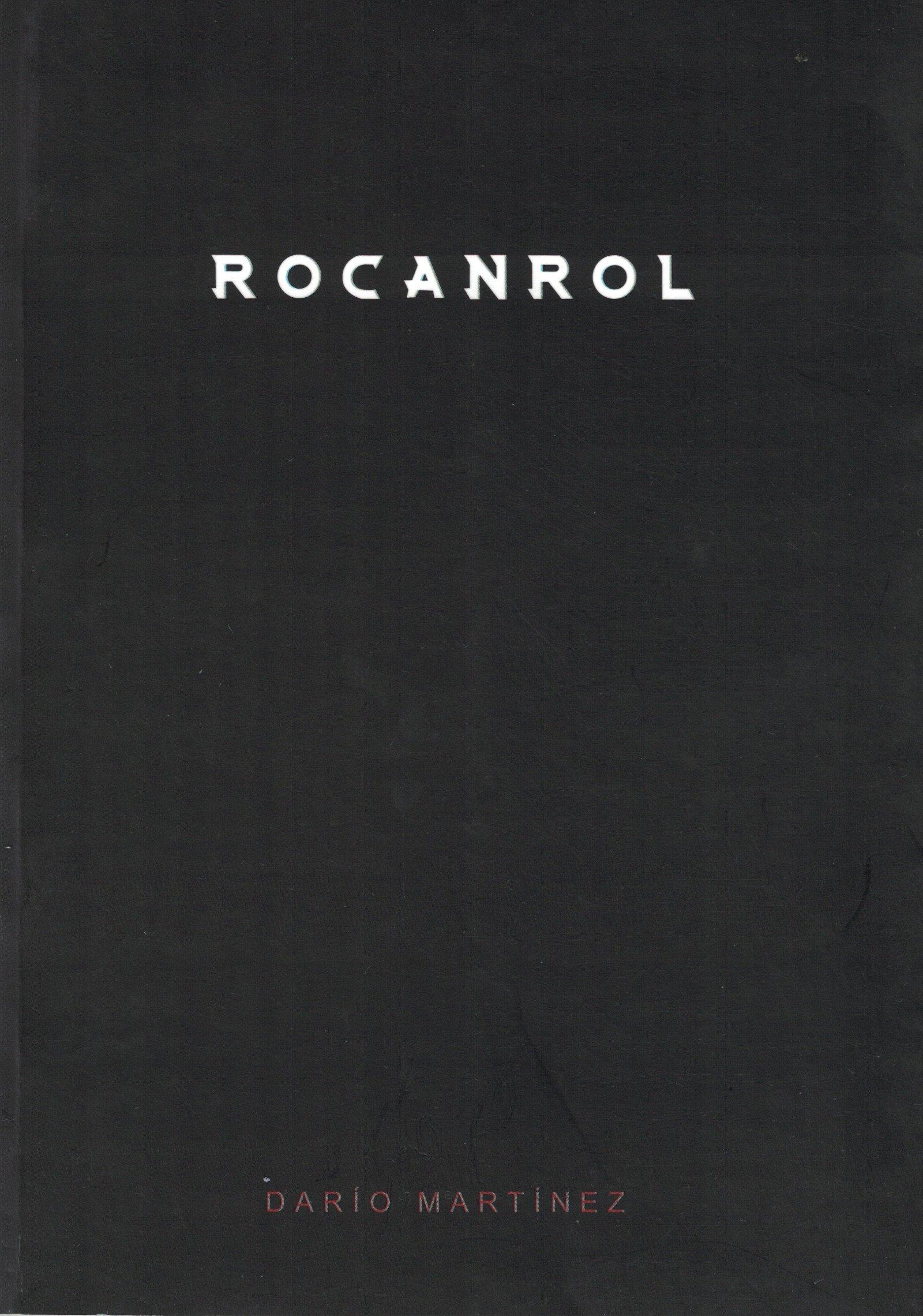Tapa del Libro: Rocanrol de Darío Martínez