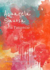 Tapa del libro: Acuarela Sinuosa de Sofía Panuncio