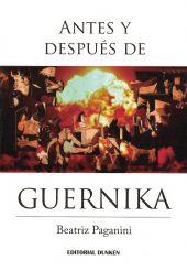 Tapa del Libro: Antes y Después del Guernica de Beatriz Paganini