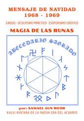 Tapa del Libro: Magia de las Runas de Samael Aun Weor
