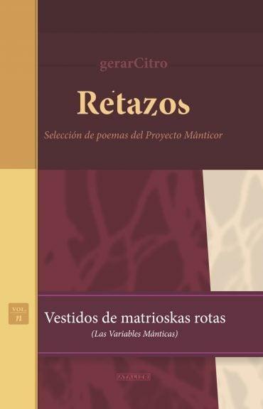 Tapa del eBook: Retazos de Gerardo Citroni