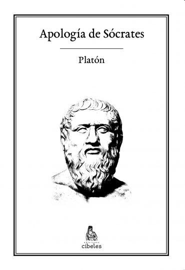Tapa del libro: Apología de Sócrates de Platón